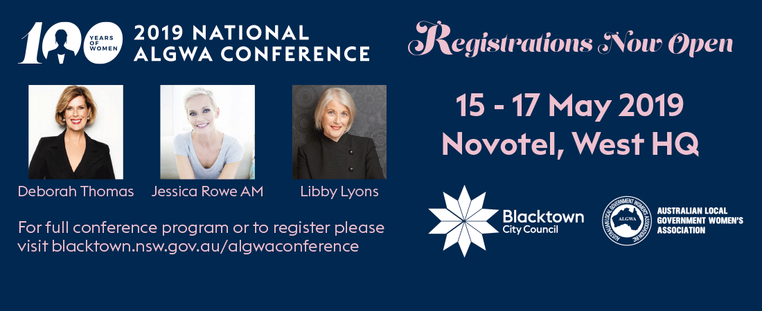 2019 ALGWA National Conference; Registrations closing soon!